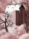 Castle On The Clouds Stock Images - 16907344