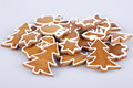 Gingerbread Cookies Royalty Free Stock Images - 16910369