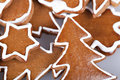 Gingerbread Cookies Royalty Free Stock Photography - 16910447