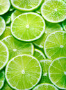 Lime Slices Royalty Free Stock Photography - 16912137