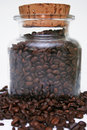 Coffee Jar Royalty Free Stock Images - 16920419