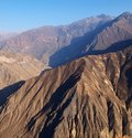 Colca Canyon Royalty Free Stock Images - 16929089