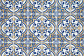 Traditional Portuguese Azulejos Royalty Free Stock Image - 16959346