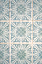 Traditional Portuguese Azulejos Stock Images - 16959604