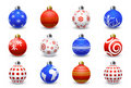 Christmas Balls Stock Images - 16971894