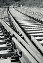 Railroad Track Royalty Free Stock Photography - 16986427