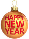 New Year Ball Classic (Hi-Res) Stock Photography - 16994212