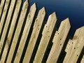 Wooden Fence Royalty Free Stock Image - 1700966