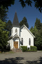 One Room Country Church Stock Images - 1707024