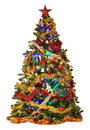 Christmas Tree Stock Images - 17005844