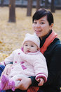 Mother And Baby Royalty Free Stock Photo - 17038995