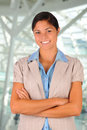 Female Business Professional Royalty Free Stock Photo - 17046345