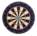 Dart Board Royalty Free Stock Images - 17088109
