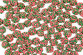 Green And Red Sprinkles Candy Royalty Free Stock Image - 1711756