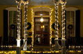 Christmas Victorian Porch Royalty Free Stock Photography - 1712787