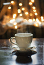 Tea Cup With Spoon Royalty Free Stock Images - 17111649