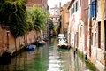 Canal In Venice Royalty Free Stock Photos - 17176398