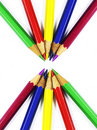 Colored Pencil Royalty Free Stock Photography - 17192397