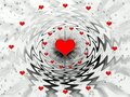 Abstraction Fantasy For Holidays - Valentines Day Royalty Free Stock Image - 1723176