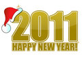 New Year 2011 Royalty Free Stock Images - 17231789