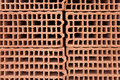 Orange Brick Building Wall Material Stock Photography - 17237132