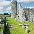 Ruins Of Drumlane Monastery Royalty Free Stock Photography - 17237187