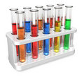 Test Tubes Stock Photography - 17247922