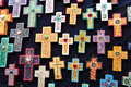 Crosses For Sale, Mexico Royalty Free Stock Image - 17253896