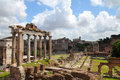 Roman Forum Royalty Free Stock Images - 17267069