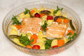 Baked Salmon Royalty Free Stock Images - 17267779