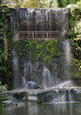 Artificial Waterfall Royalty Free Stock Photography - 17285397