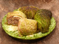 Stuffed Cabbage Rolls Royalty Free Stock Image - 17292216