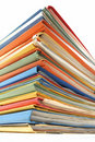 Stack Of Folders Stock Photos - 17298783