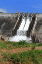 Water Flowing Over Spillway Of A Dam Stock Photography - 17321672