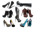Woman S Shoes Royalty Free Stock Photos - 17368018