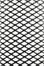 Black Wire Mesh Pattern Stock Photo - 17408180