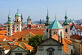 Prague Rooftops Stock Photography - 17424382