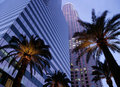 Los Angeles - Downtown Office Buildings Stock Photos - 17442983