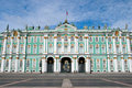Winter Palace. The Hermitage Royalty Free Stock Images - 17460119