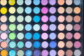 Make-Up Palette Royalty Free Stock Photo - 17474065