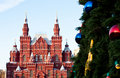 Christmas In Moscow Royalty Free Stock Photos - 17489928