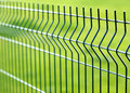 Security Fence Royalty Free Stock Photo - 17493855