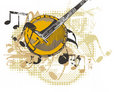Music Instrument Background Stock Photo - 1750310