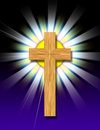 The Cross Stock Photography - 1758062