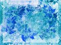 Abstract Background, Watercolor, Leafs Stock Photo - 17538650