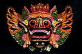Traditional Balinese Mask Royalty Free Stock Image - 17571076