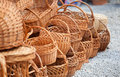 Baskets Royalty Free Stock Photography - 17588637