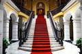 Stairwell In Palace Stock Photography - 17595792