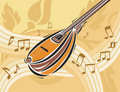 Music Instrument Background Royalty Free Stock Images - 1760919