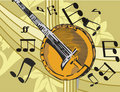 Music Instrument Background Royalty Free Stock Images - 1760989